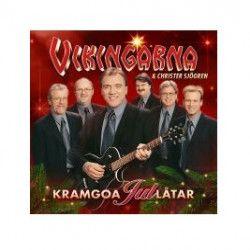 Kramgoa Jullåtar - CD / Vikingarna & Christer Sjögren / 2016