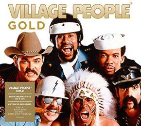Gold - 3CD / Village People / 2019