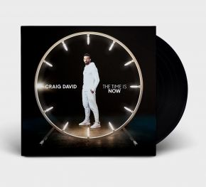 The Time Is Now - 2LP / Craig David / 2018