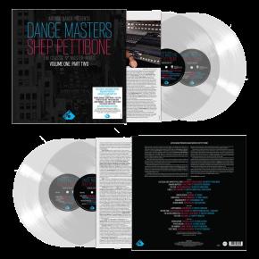 Arthur Baker Presents Dance Masters - The Shep Pettibone Master-Mixes - Vol One - Part 2 - 2LP (Klar vinyl) / Various Artists / 2021