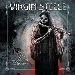 Nocturnes Of HellfiRe And Damnation - 2LP (Farvet vinyl) / Virgin Steele / 2015