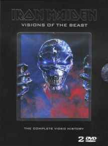 Visions of the Beast (the complete video history) - 2DVD / Iron Maiden / 2003