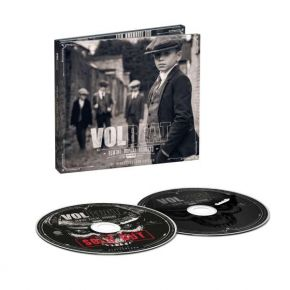 Rewind, Replay, Rebound + Best Of Live In Deutschland - 2CD / Volbeat / 2019 / 2020