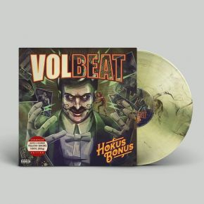Hokus Bonus - LP (Yellow Smoke Vinyl) / Volbeat / 2020 / 2021