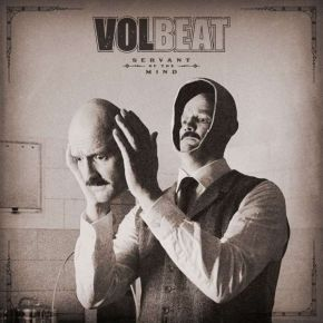 Servant Of The Mind - CD / Volbeat / 2021