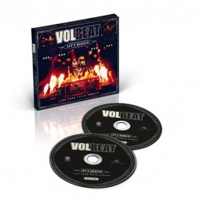 Let's Boogie! Live From Telia Parken - 2CD / Volbeat / 2018