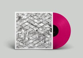 1% Juice - LP (Farvet vinyl) / Wayne Graham / 2021