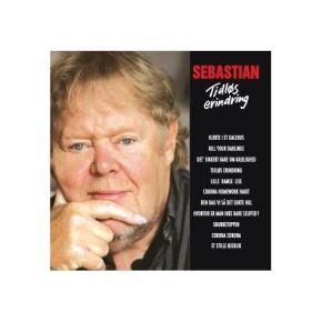 Tidløs Erindring - CD / Sebastian / 2021