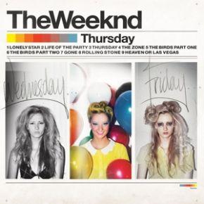 Thursday - CD / The Weeknd / 2015