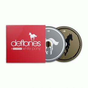 White Pony (20th Anniversary) - 2CD (Deluxe Edition) / Deftones / 2000/2020
