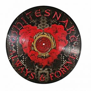 """Always & Forever - 12"""" Vinyl (Picture Disc) / Whitesnake / 2020"""