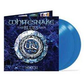 The Blues Album - 2LP (Blå vinyl) / Whitesnake / 2021
