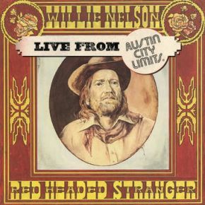 Red Headed Stranger Live - LP (RSD BF 2020 Vinyl) / Willie Nelson / 1976 / 2020