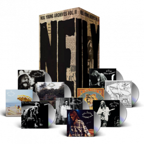 Archives 1972-1976 (Neil Young Archives Vol. II) - 10CD / Neil Young / 2021