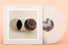 Light - LP (Farvet Vinyl) / Juliana Daugherty / 2018