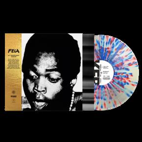 Fela's London Scene (50th Anniversary) - LP (Blå/Rød/Hvid Splatter Vinyl) / Fela Kuti / 1971/2021