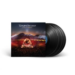 Live At Pompeii - 4LP Box / David Gilmour / 2017