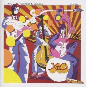 Oranges And Lemons - CD / XTC / 1989 / 2012