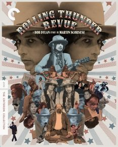 Rolling Thunder Revue - A Bob Dylan Story By Martin Scorsese - DVD / Bob Dylan, Martin Scorsese  / 2019