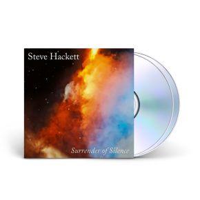 Surrender Of Silence - CD+Blu-Ray / Steve Hackett / 2021