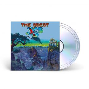 The Quest - 2CD+Blu-Ray (Deluxe) / Yes / 2021