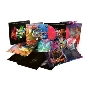 Liquid Tension Experiment 3 - 3LP+2CD+Blu-Ray (Farvet Vinyl Bokssæt) / Liquid Tension Experiment / 2021