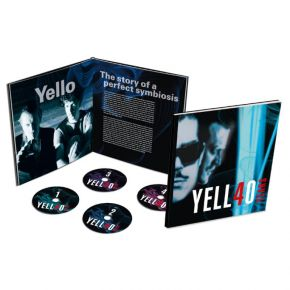 Yell40 Years - 4CD (Deluxe Edition) / Yello / 2021
