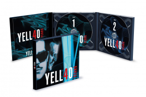 Y3LL40 YEARS - 2CD / Yello / 2021