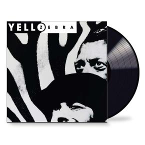 Zebra - LP / Yello / 1994/2021
