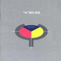 90125 - LP (Farvet Vinyl) / Yes / 1983 / 2018