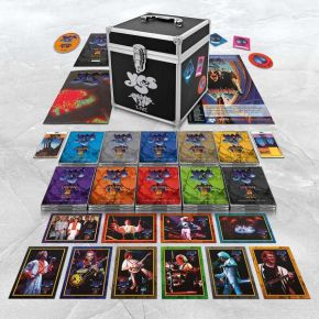 Union 30 | Live - 26CD+4DVD / Yes / 2021