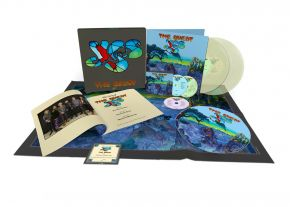 The Quest - 2LP+2CD+Blu-Ray (Boxset) / Yes / 2021