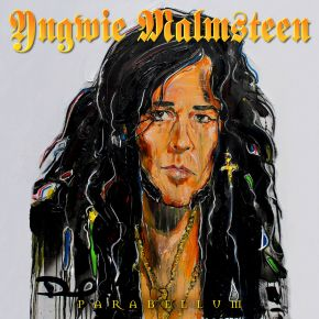 Parabellum - CD / Yngwie Malmsteen / 2021