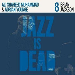 Jazz Is Dead 8 - LP (Farvet Vinyl) / Brian Jackson | Ali Shaheed Muhammad | Adrian Younge / 2021
