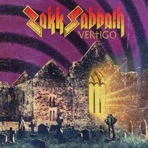 Vertigo - LP (Gul Vinyl) / Zakk Sabbath (Zakk Wylde) / 2020