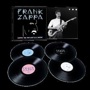 Zappa '88: The Last U.S. Show - 4LP (Deluxe Edition) / Frank Zappa / 2021