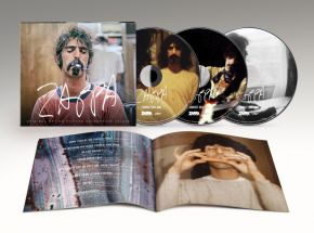 Zappa - Original Motion Picture Soundtrack - 3CD / Frank Zappa | Soundtrack / 2021