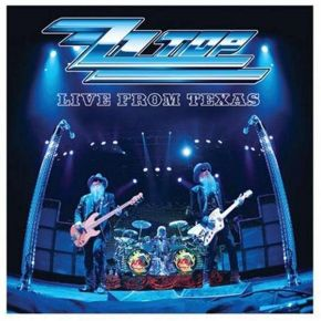 Live From Texas - 2LP / ZZ Top / 2008 / 2017