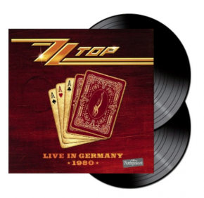 Live In Germany 1980 - 2LP / ZZ Top / 2009/2019
