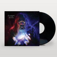 Triprapport - LP (Sort vinyl) / Uffe Lorenzen / 2019