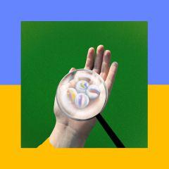 Close It Quietly - LP (Farvet vinyl) / Frankie Cosmos / 2019