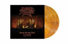 Songs For The Dead - 2LP (Farvet vinyl) / King Diamond / 2019