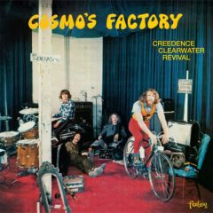 Cosmo's Factory - CD / Creedence Clearwater Revival / 1969