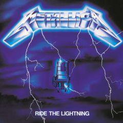 Ride The Lightning - CD / Metallica / 1984 / 2016