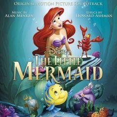 The Little Mermaid (Original Motion Picture Soundtrack) - LP / Various Artists | Soundtrack | Walt Disney / 2006 / 2018
