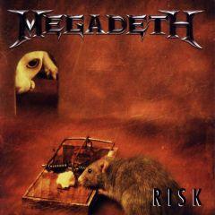 Risk - cd / Megadeth / 1999