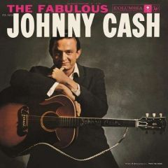 The Fabulous Johnny Cash - LP / Johnny Cash / 1958/2013