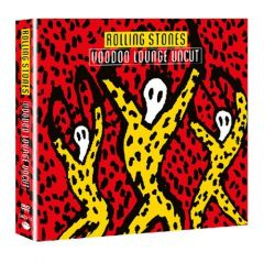 Voodoo Lounge Uncut - 2CD+DVD / The Rolling Stones / 2018