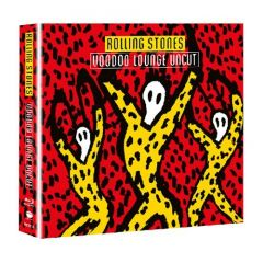 Voodoo Lounge Uncut - 2CD+Blu-Ray / The Rolling Stones / 2018