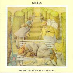 Selling England By The Pound - CD / Genesis / 1973